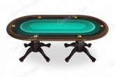 "Gaming Table ""Oval DeLuxe"""