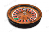 "Roulette wheel  ""Connoisseur"" Cammegh"