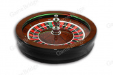 "Roulette wheel  ""Mercury 360 Halo"" Cammegh"